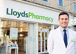 LloydsPharmacy pharmacist