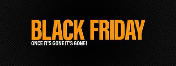 overclockers black friday banner once its gone its gone