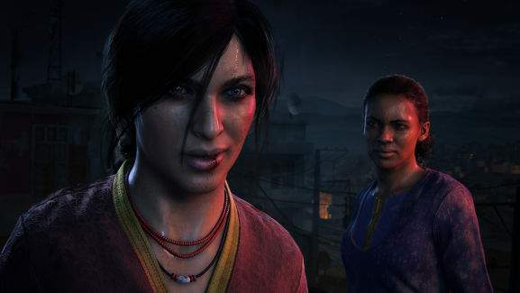 uncharted the lost legacy chloe nadine