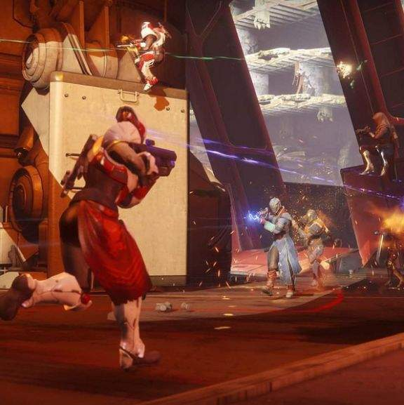 destiny 2 online multiplayer game