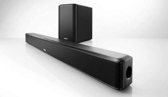 denon heos soundbar and subwoofer