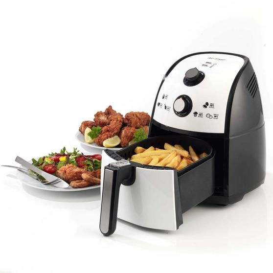 salter health fryer