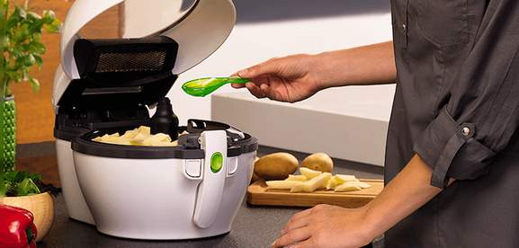 actifry one spoon of oil technology