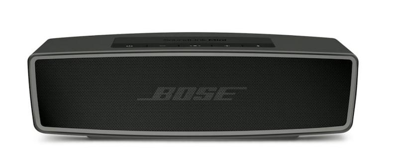 bose soundlink mini ii speaker in black