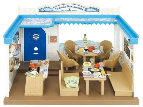 sylvanian seaside restaurant