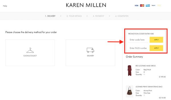 Karen Millen Discount Code Get 20 Off April 2019 Hotukdeals
