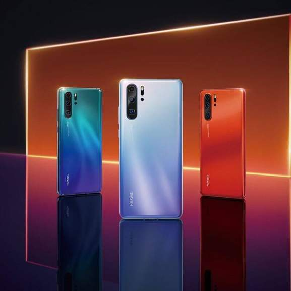 huawei p30 different models