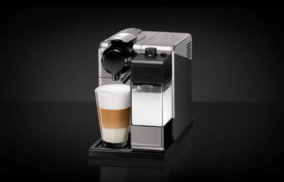 nespresso latissima coffee machine