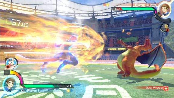 pokken tournament duel phase