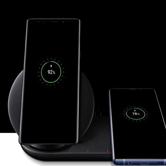 Wireless Charge for the Samsung Galaxy Note 9