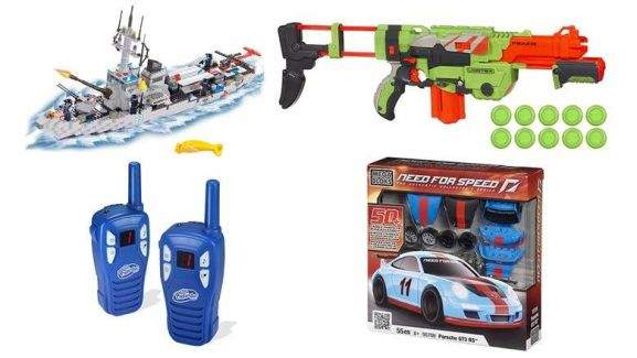 presents for boys lego nerf walkie talkie need for speed