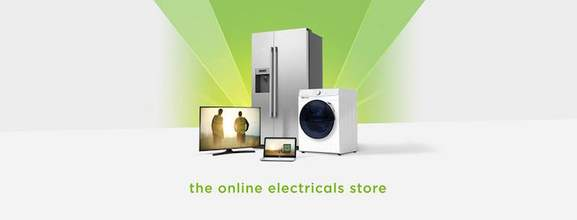 ao.com banner the online electricals store