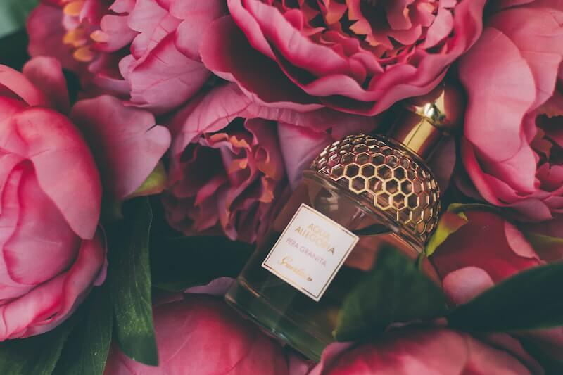 blooming bottle perfume