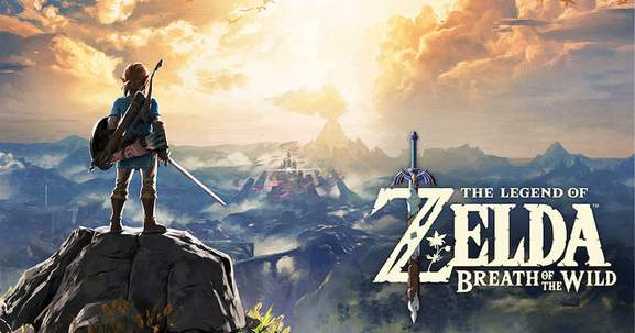 zelda breath of the wild banner