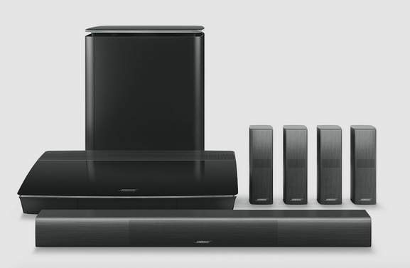 home cinema system from bose