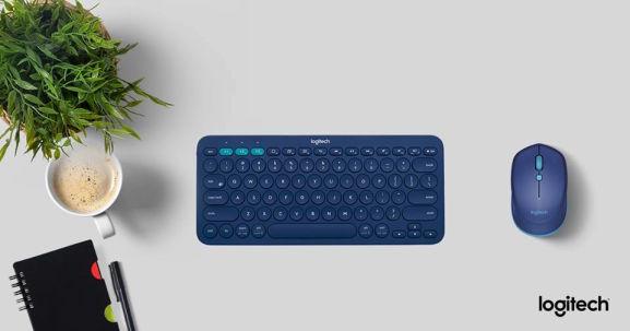 bluetooth mice keyboard logitech