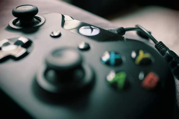 close-up of an xbox one controller.jpg