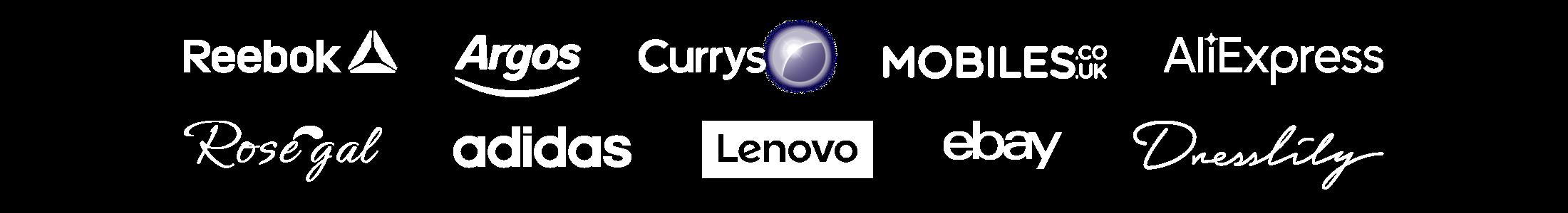 Cyber Monday 2019 shops