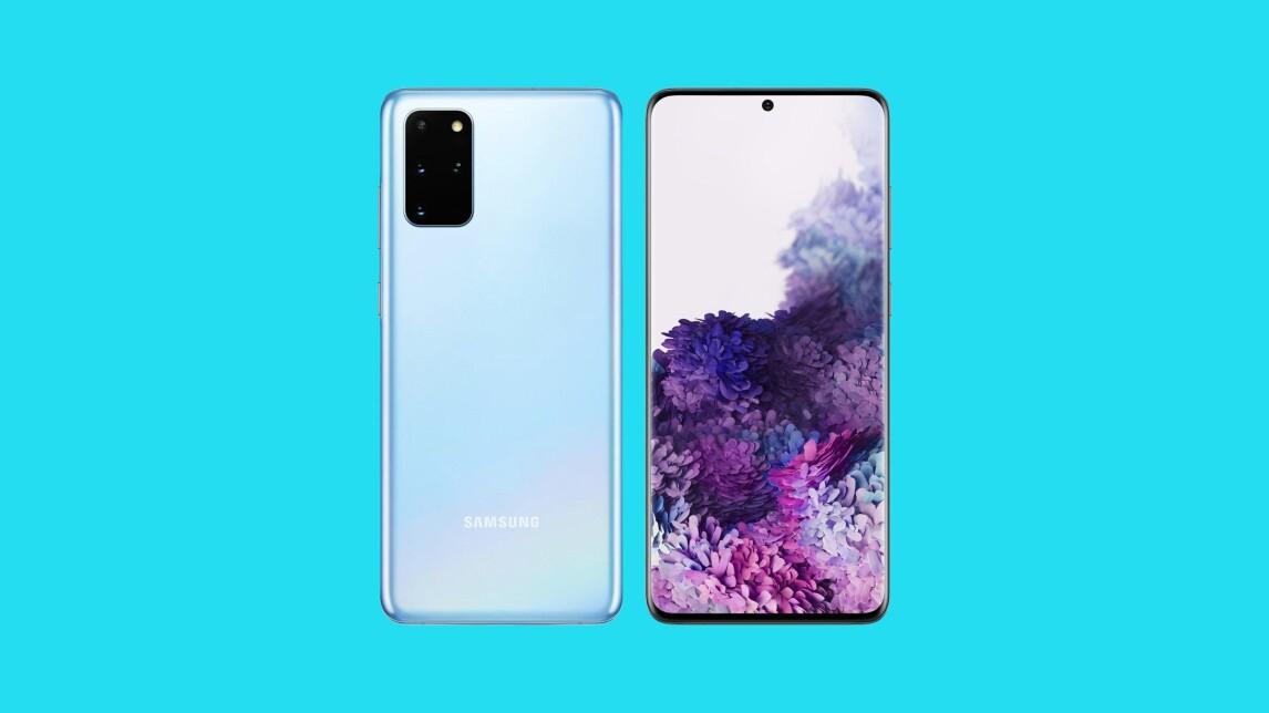Samsung Galaxy S20 4