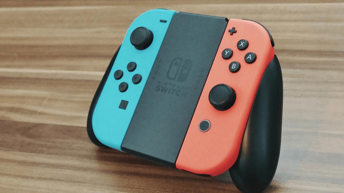 Nintendo Switch Controller 1