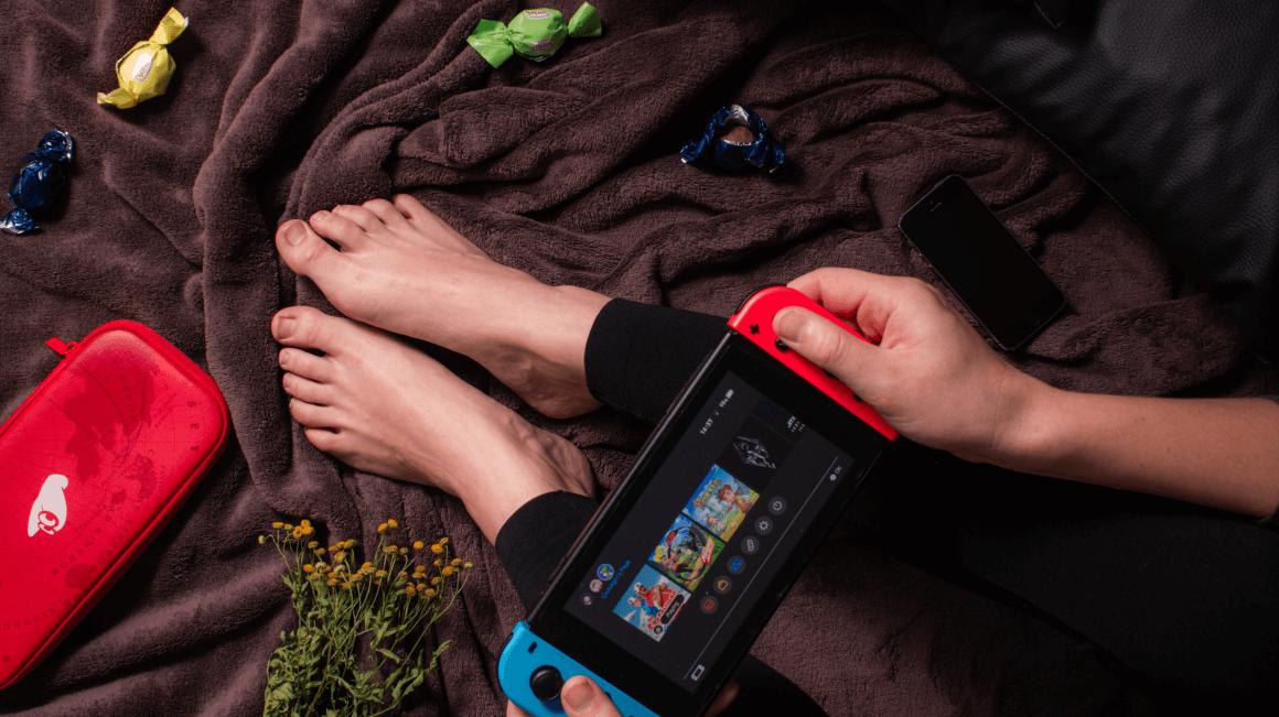 Nintendo Switch Controller 3