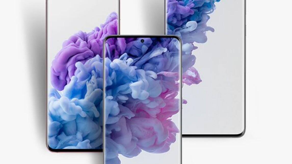 Samsung Galaxy S20 2