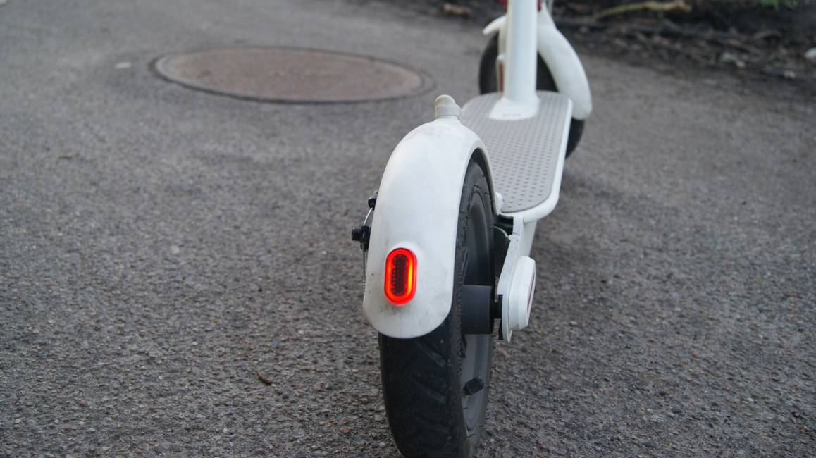 electric scooter-gallery