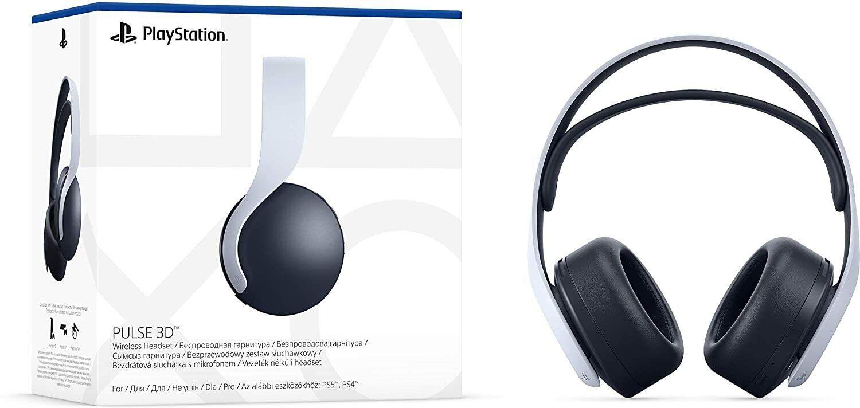 Sony Pulse 3D Wireless Headset 5
