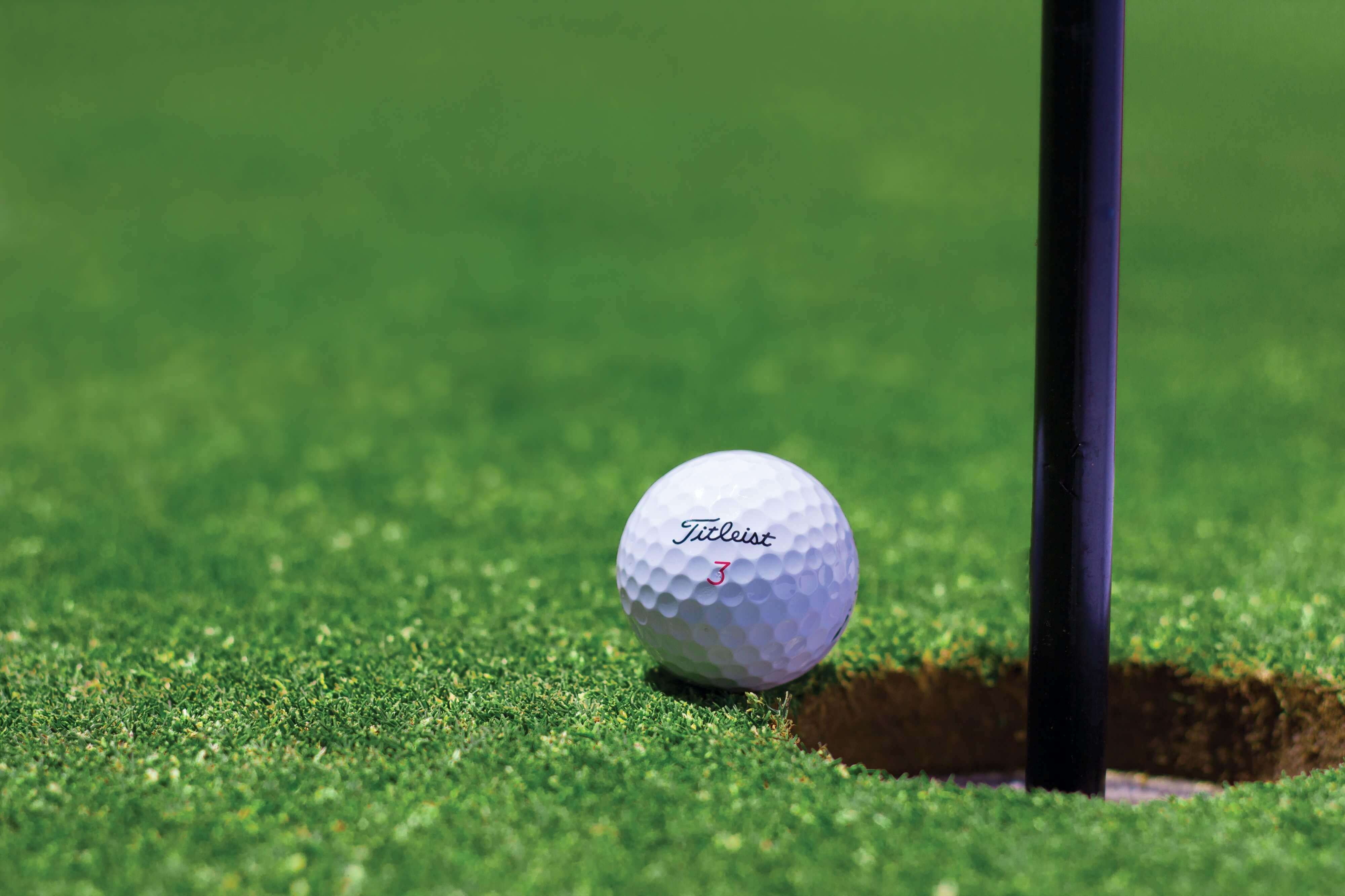 american golf-gallery