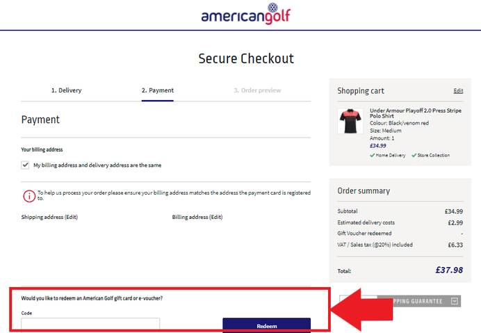 american golf-gift_card_redemption-how-to