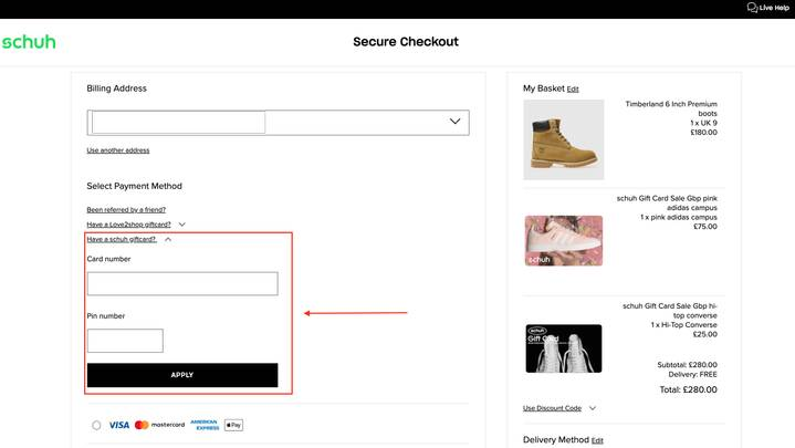 schuh-gift_card_redemption-how-to
