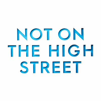 notonthehighstreet.com 15% off for £50+ spend