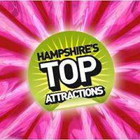 Vouchers and offers for top Hampshire attractions