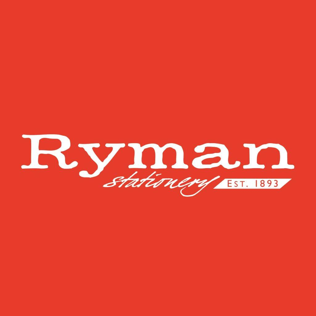 Ryman 10% off £50 / 15% off £75 / 20% off £100 spend online only