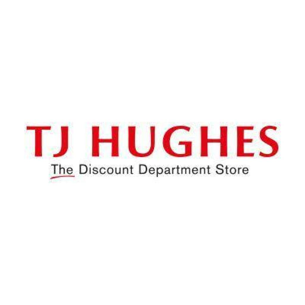 Free standard delivery (Use code) @ TJ Hughes