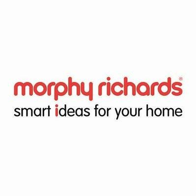 15% off orders using promo code @ Morphy Richards