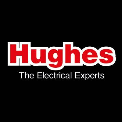 £4 of £75 / £7 off £120/ £15 off £255 / £30 off £430/ £50 off £750 spend on Electrical Products  with Code @ Hughes