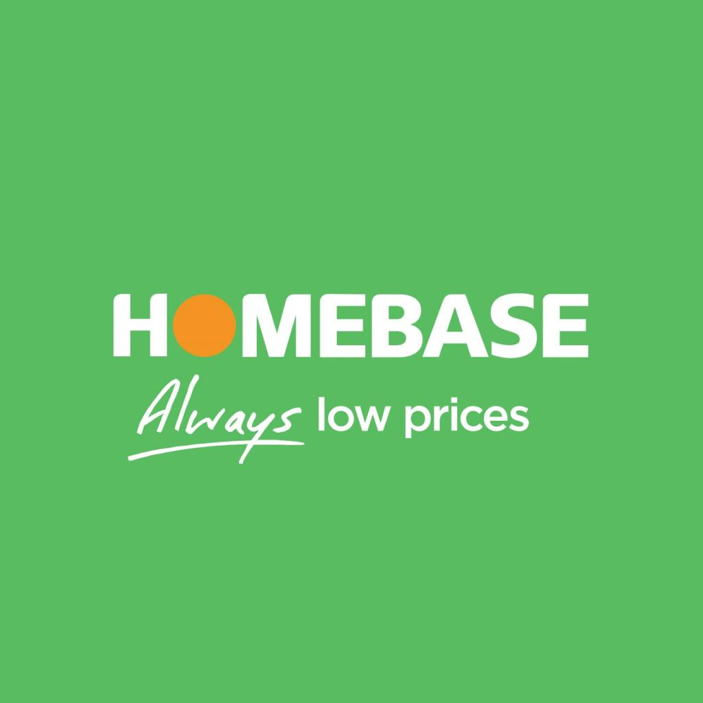Homebase £5 off £35