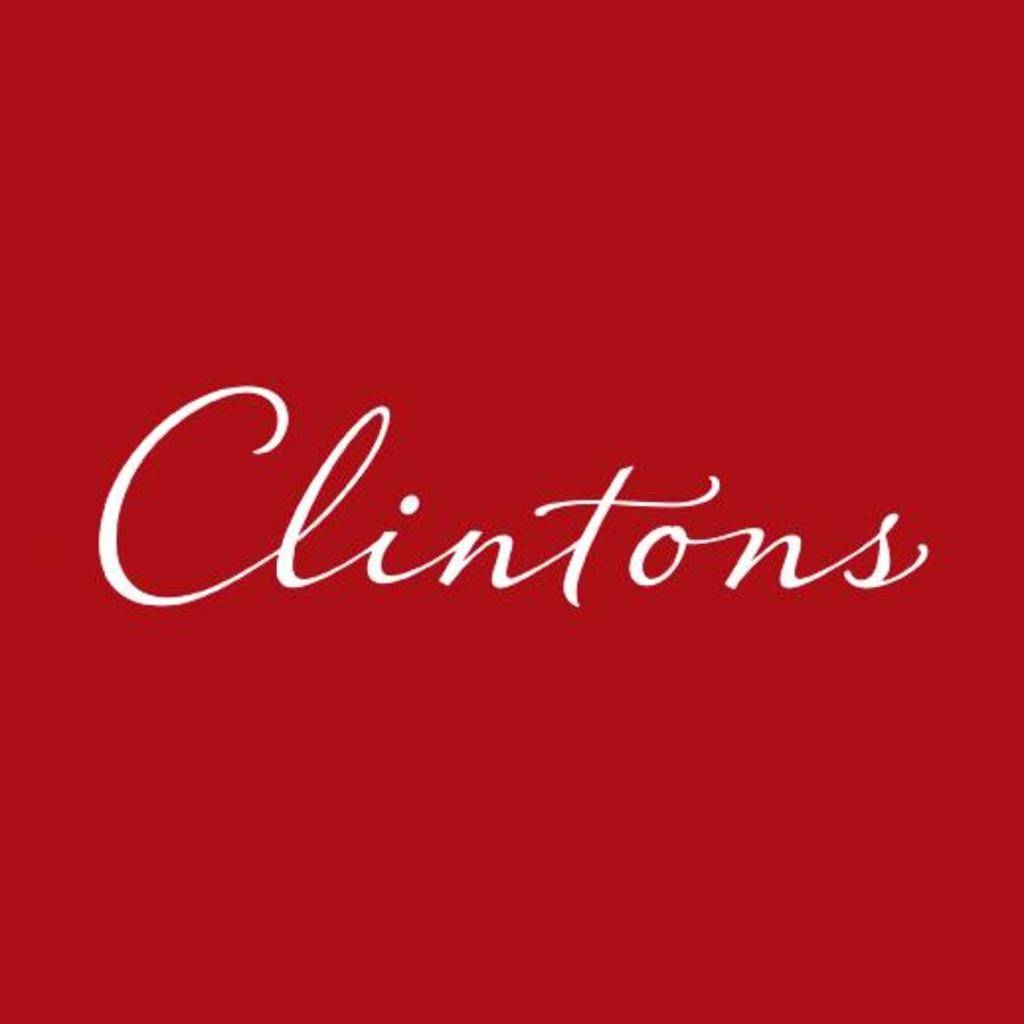 20% off cards, using discount code, @ Clintons