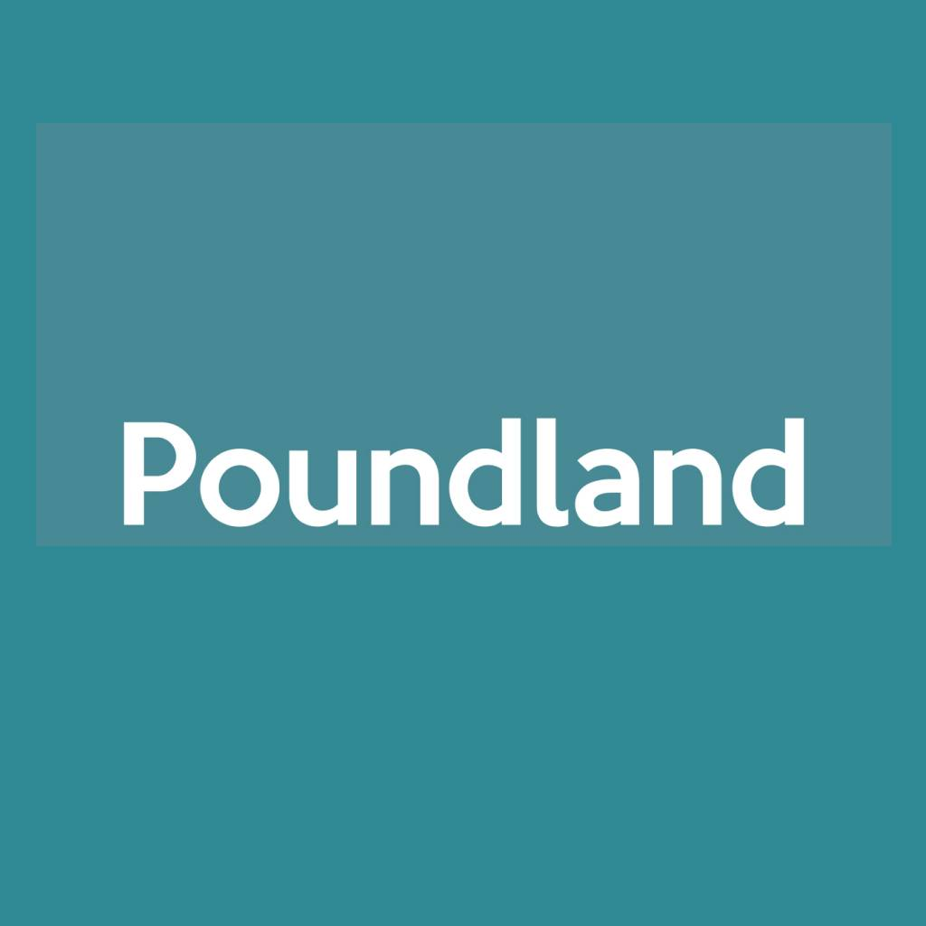 FREE DELIVERY, NO MININUM SPEND REQUIRED @ Poundland