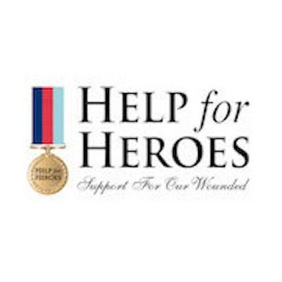 Free Standard delivery with Code @ Help For Heros