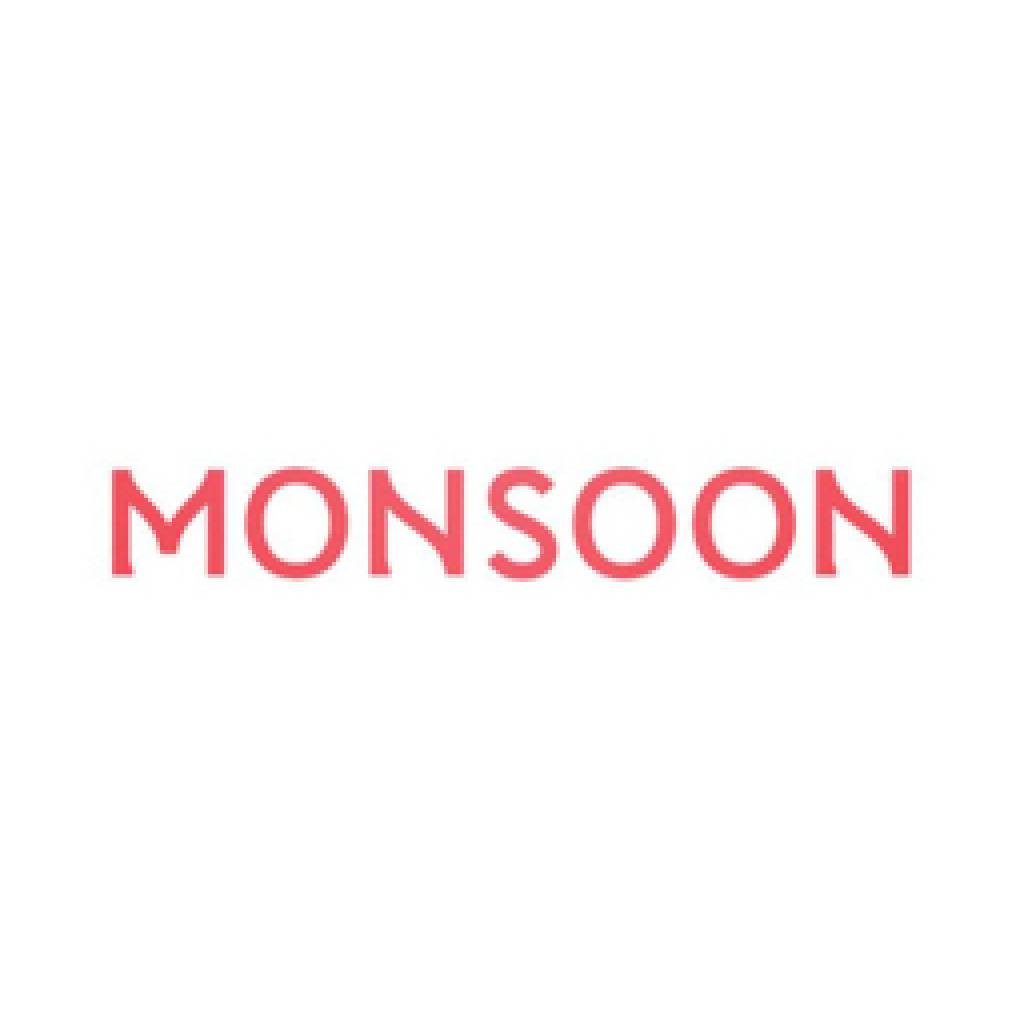 25% off Full Priced products instore and online using promotional code @ Monsoon