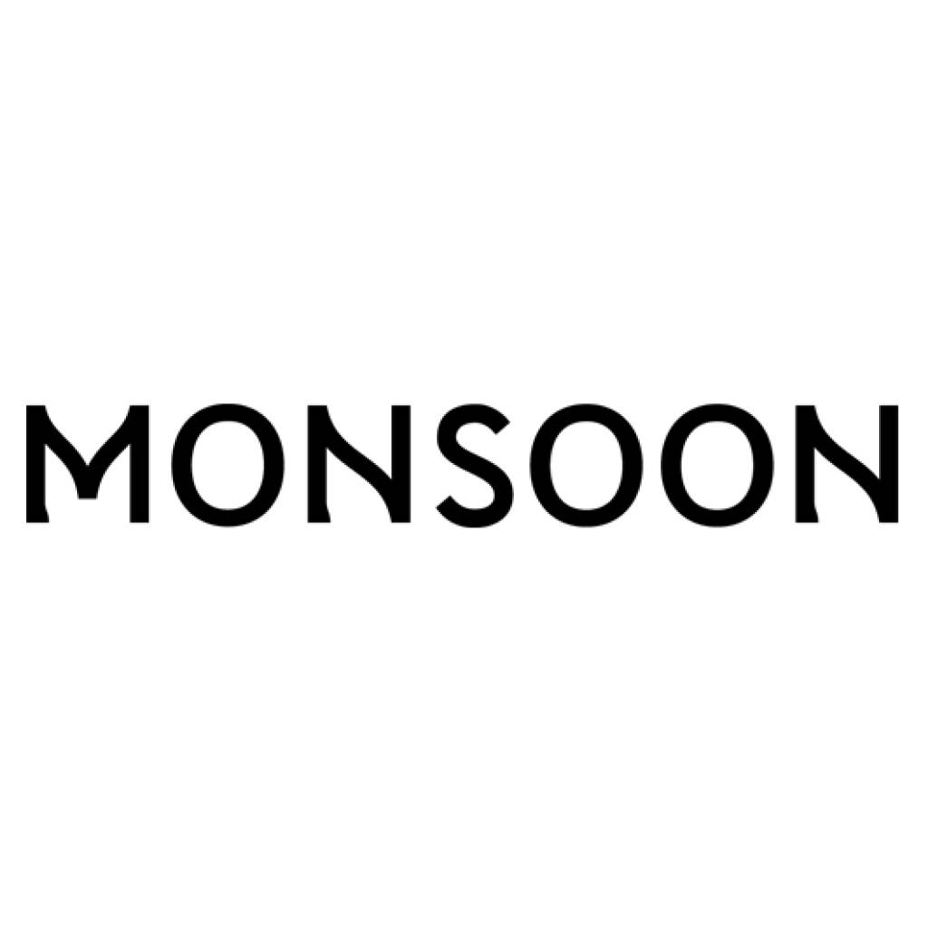 Free delivery on your order, using discount code @ Monsoon