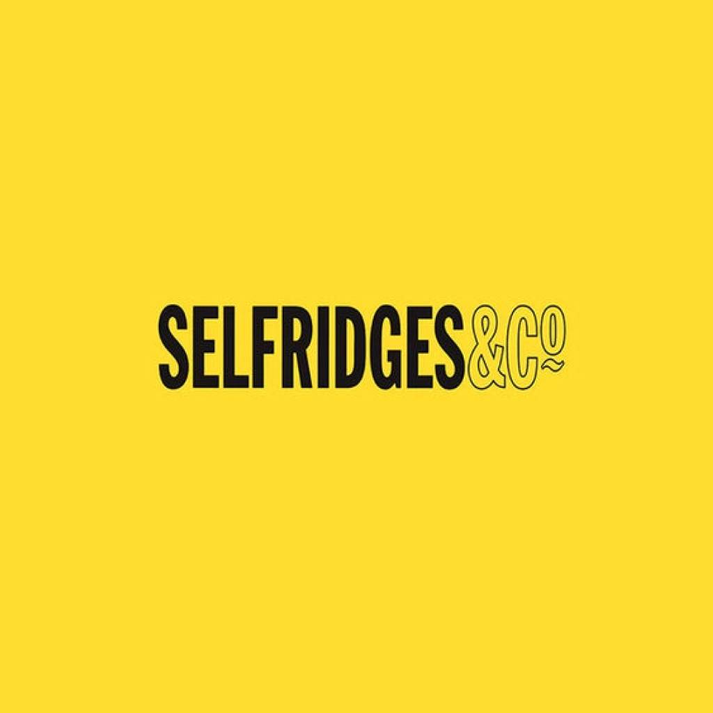 Up to 20% off at Selfridges