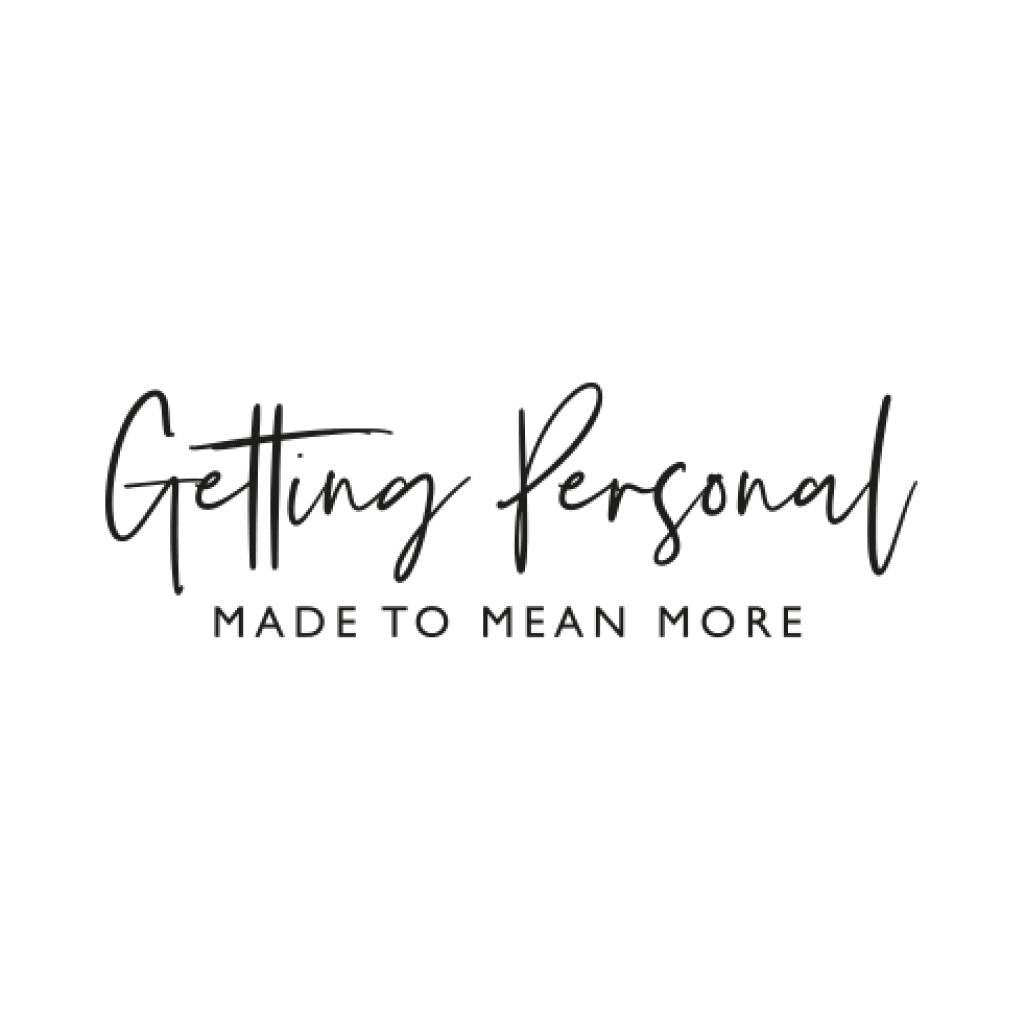 15% off at Getting Personal shop using code
