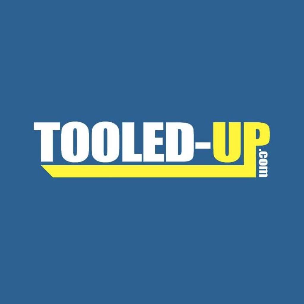 £5 off £65 spend / £10 off £125 Spend on all orders with voucher code @ Tooled-UP