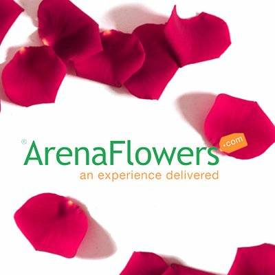 15% off British Flowers with code @ Arena Flowers