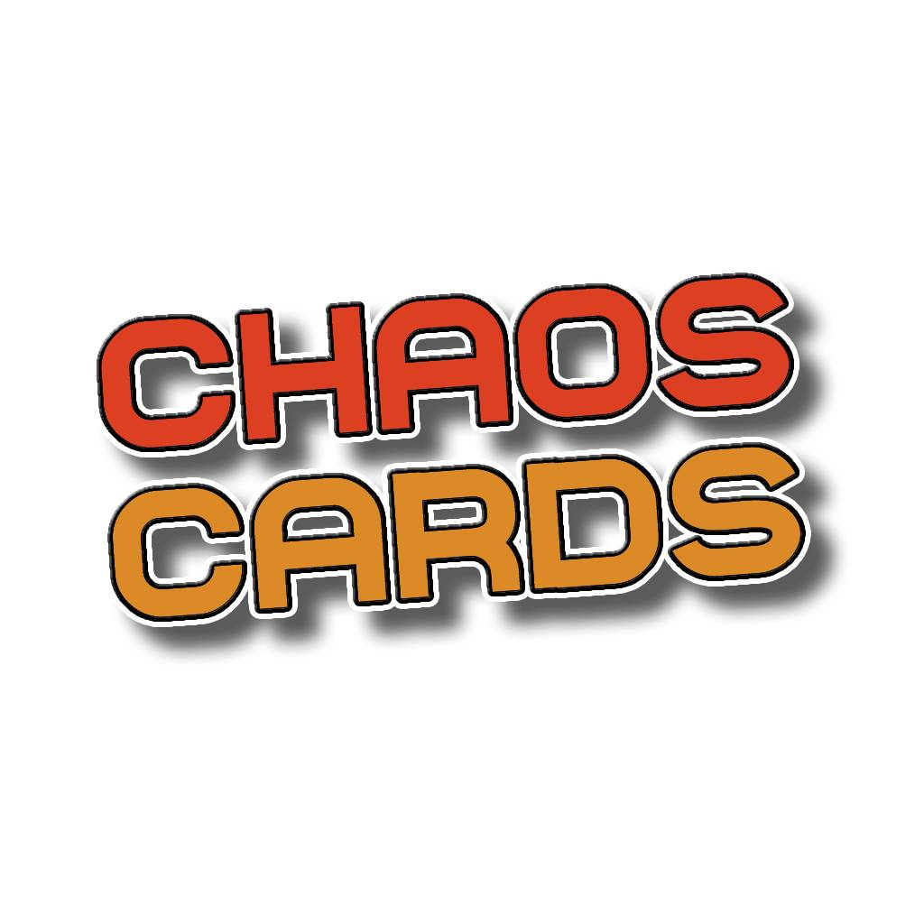 5% off everything @ Chaos Cards