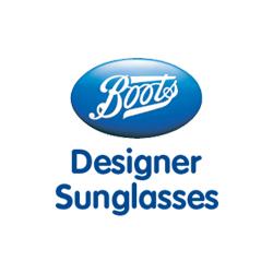 20% off Designer Sunglasses with Voucher @ Boots Designer Sunglasses