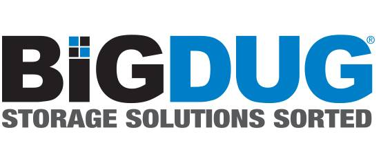 10% for New Customers with code @ BigDug Storage solutions